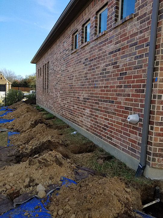 Foundation Repair - Farmers Branch, Farmersville, Flower Mound