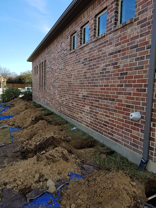 Foundation Repair - DeSoto, Double Oak, Duncanville, Euless