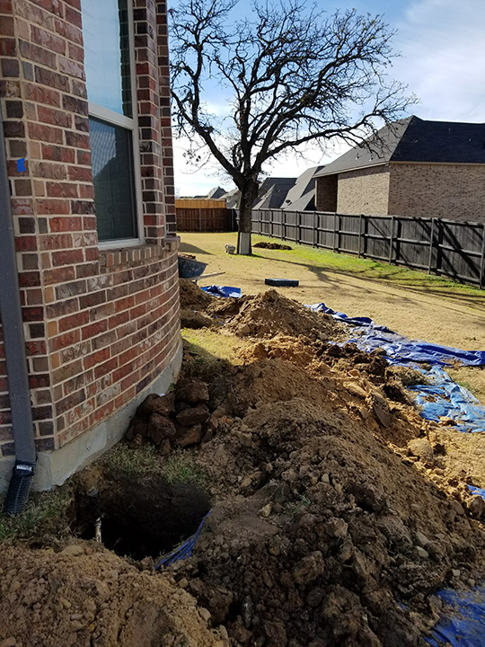 Foundation Repair - Cedar Hill, Colleyville, Coppell, Denton