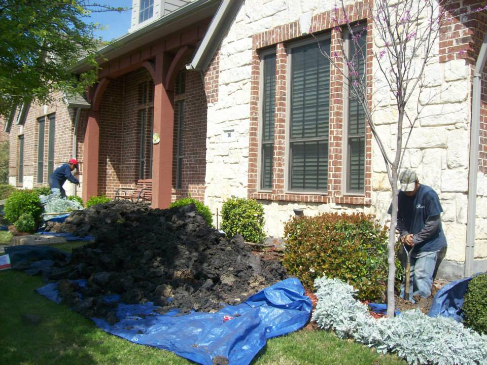 Foundation Repair - Blue Mound, Carrollton, Cedar Hill