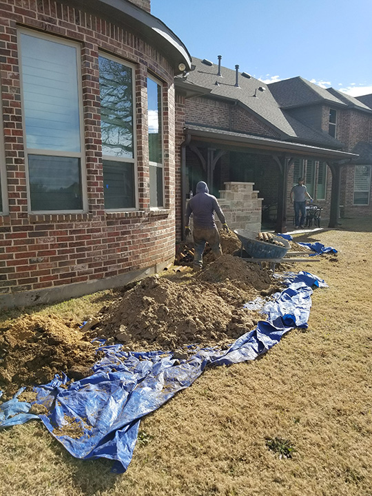 RS Foundation Repair - McKinney, Plano, Richardson, Addison