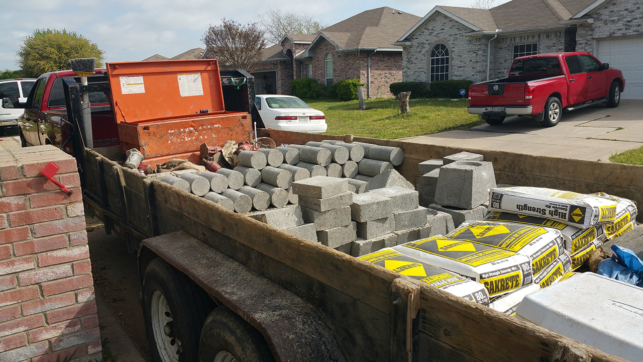 Slab Foundation Repair - Rockwall, Rowlett, Sachse, Saginaw