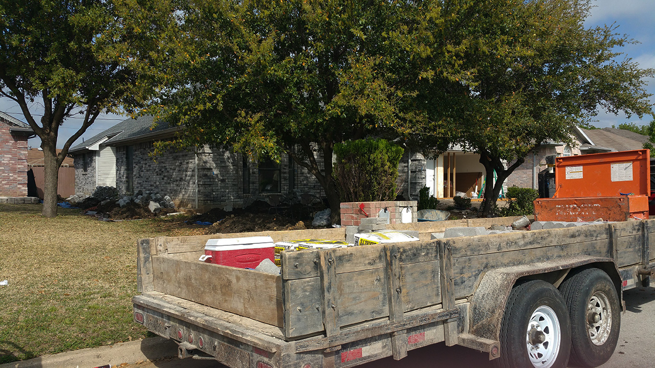 Foundation Repair - North Richland Hills, Roanoke